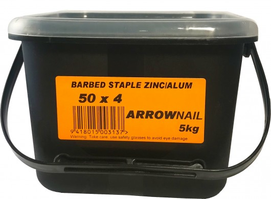 Barbed Staples 5kg